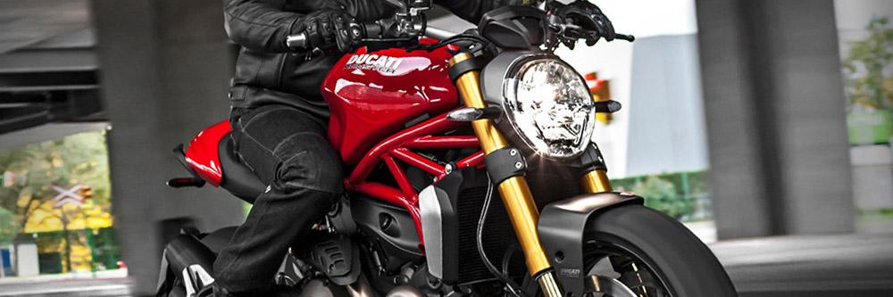 Fraser Motorcycle